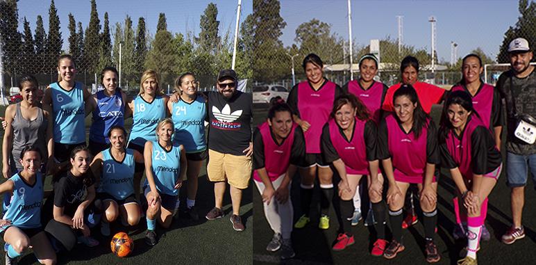 """Definición del Torneo de Fútbol 5 Femenino de ATSA """"Margarita Ayala"""""""