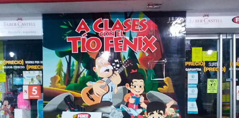 Se firmó un Convenio con Librería Fenix de San Rafael