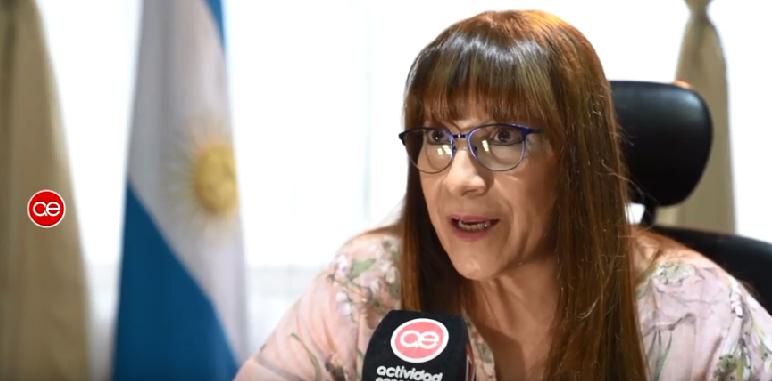 Paritarias 2020: Entrevista a nuestra Secretaria General Patricia Irrutia